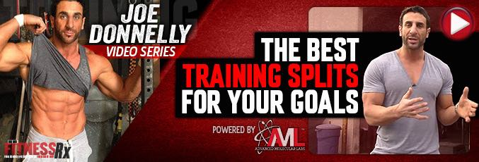 The Best Training Split For Your Goals