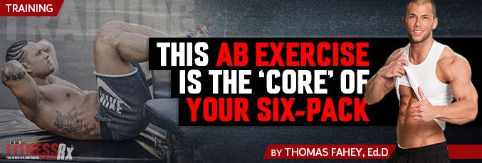 This Ab Exercise Is The 'Core' of Your Six-Pack