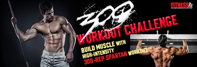 '300' WORKOUT CHALLENGE