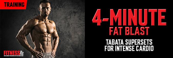 4-Minute Fat Blast
