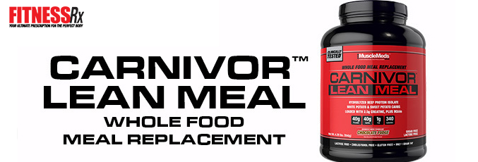 Carnivor-Lean Meal