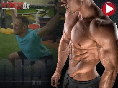 the 30minute totalbody fatburning workout  fitnessrx