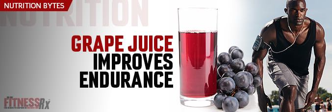 Drink This Juice To Improve Endurance