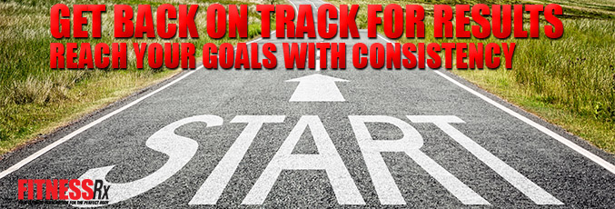 Get Back on Track for Results