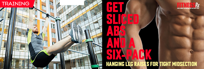 Get Sliced Abs and a Six-Pack