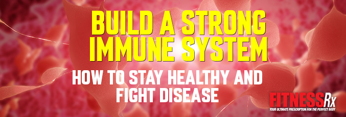 Men- Building a Strong Immune System