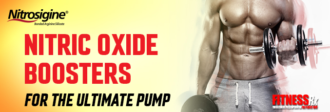 Nitrosigine-Nitric Oxide for the Ultimate Pump