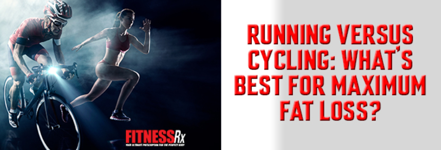 Running Versus Cycling- What's Best for Maximum Fat Loss?