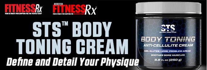 STS Body Cream