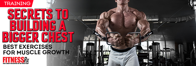Secrets to Building a Bigger Chest