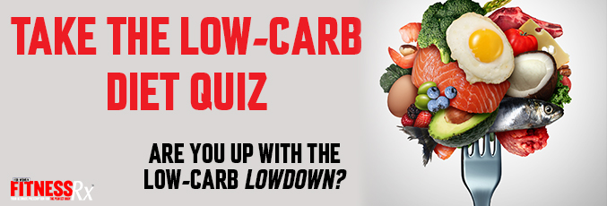 Take the Low-Carb Diet Quiz