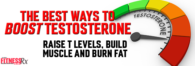 The Best Ways to Boost Testosterone