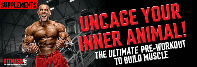UNCAGE YOUR INNER ANIMAL