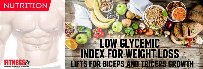Low Glycemic Index for Weight Loss