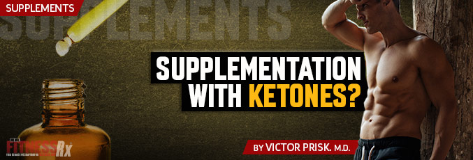 Supplementation With Ketones?