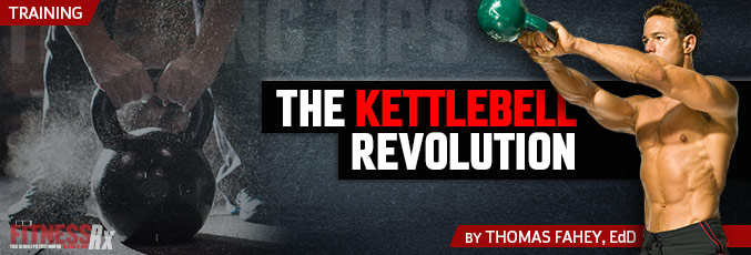 The Kettlebell Revolution