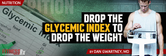 Drop The Glycemic Index To Drop The Weight