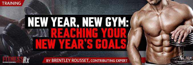 New Year, New Gym: Reaching Your New Year's Goals