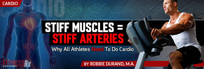 Stiff Muscles Equals Stiff Arteries