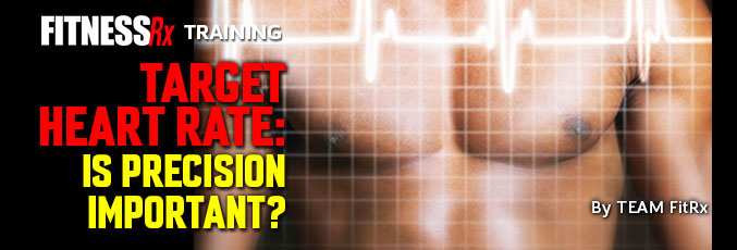 Target Heart Rate: Is Precision Important?