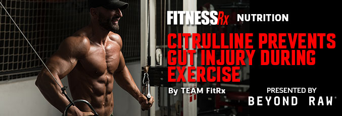 Citrulline Prevents Gut Injury During Exercise