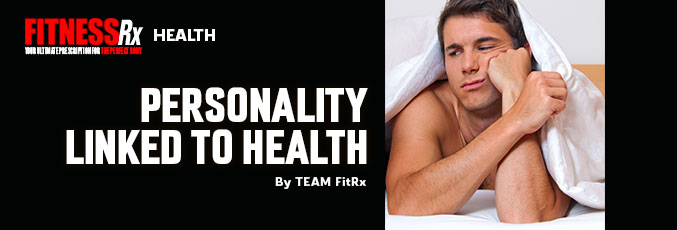 Personality Linked to Health