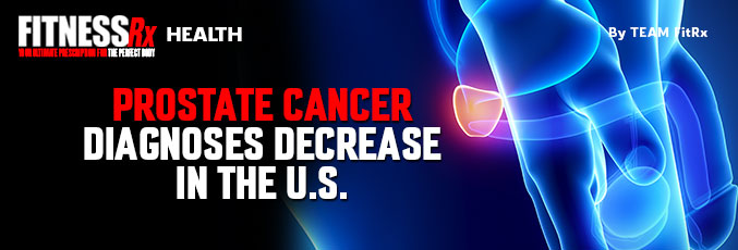 Prostate Cancer Diagnoses Decrease in the U.S.