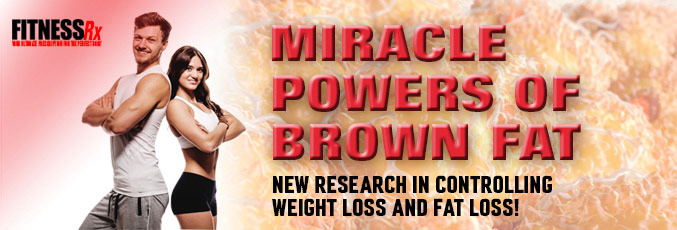 The Miracle Powers of Brown Fat!