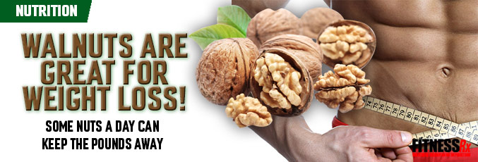 Walnuts Are Great for Weight Loss!