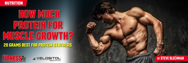 How Much Protein for Muscle Growth?