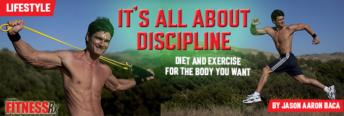 It's All About Discipline