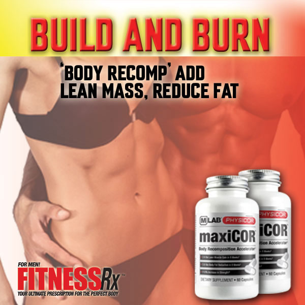 Build and Burn! - 'Body Recomp' to Gain Muscle and Reduce Fat