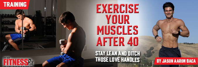 Exercise Your Muscles After 40