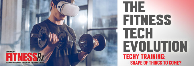 The Fitness Tech Evolution