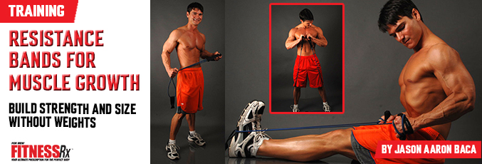Resistance Bands for Muscle Growth - Build Strength and Size Without Weights