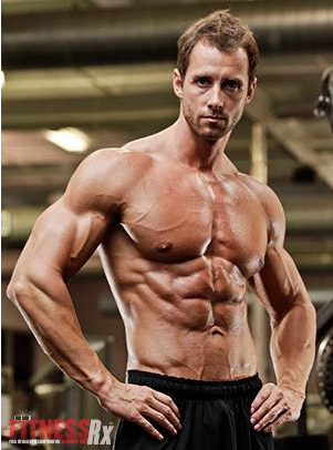 Get Wide Shoulders A Broad Chest And Chiseled Abs