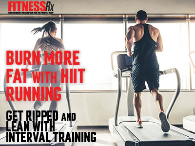 Burn More Fat With HIIT Running