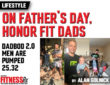 On Father's Day, Honor Fit Dads