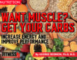 Want Muscle? Get Your Carbs