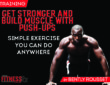 Get Stronger and Build Muscle With Push-ups
